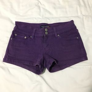 Purple LEVI'S Shorts